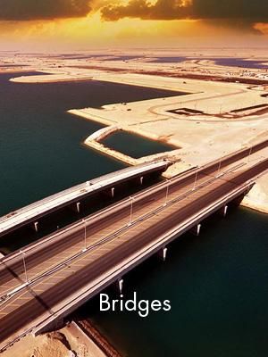 Sabah Al Ahmad Sea City - Bridges