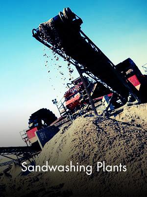Sabah Al Ahmad Sea City - Sandwashing Plants
