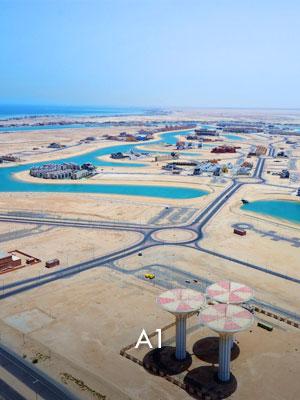 Sabah Al Ahmad Sea City Phase 1