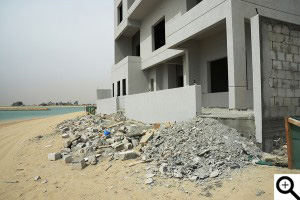 Sabah Al Ahmad illegal structure awareness